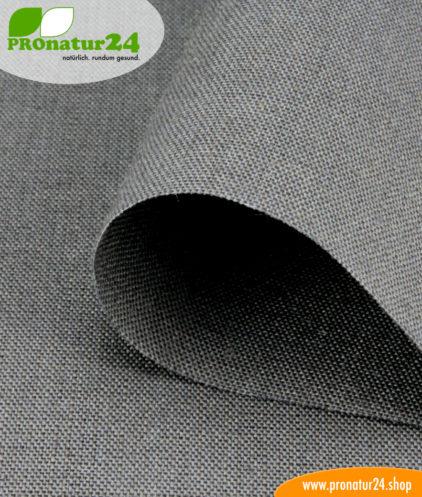 Abschirmstoff Steel Gray für Bekleidung