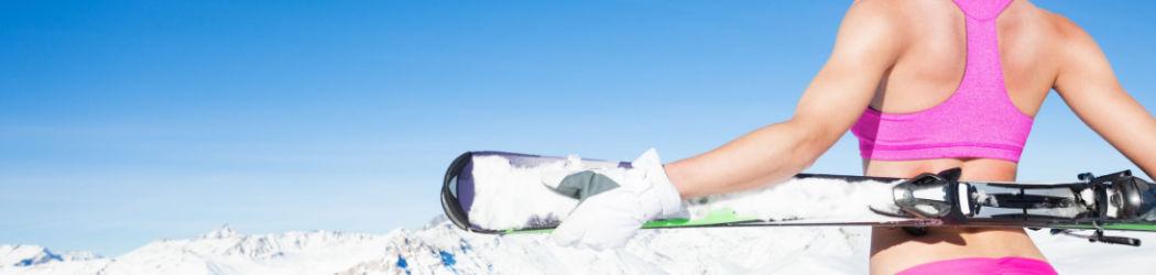 Sonnenschutz ist gerade im Winter von entscheidender Bedeutung.