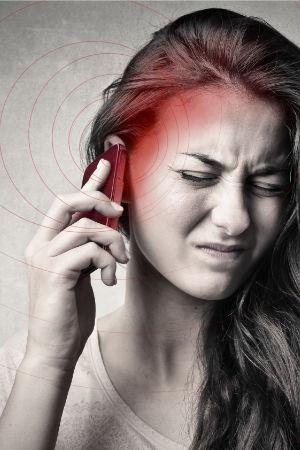Elektrosmog und Symptomatik am Kopf muss nicht sein!