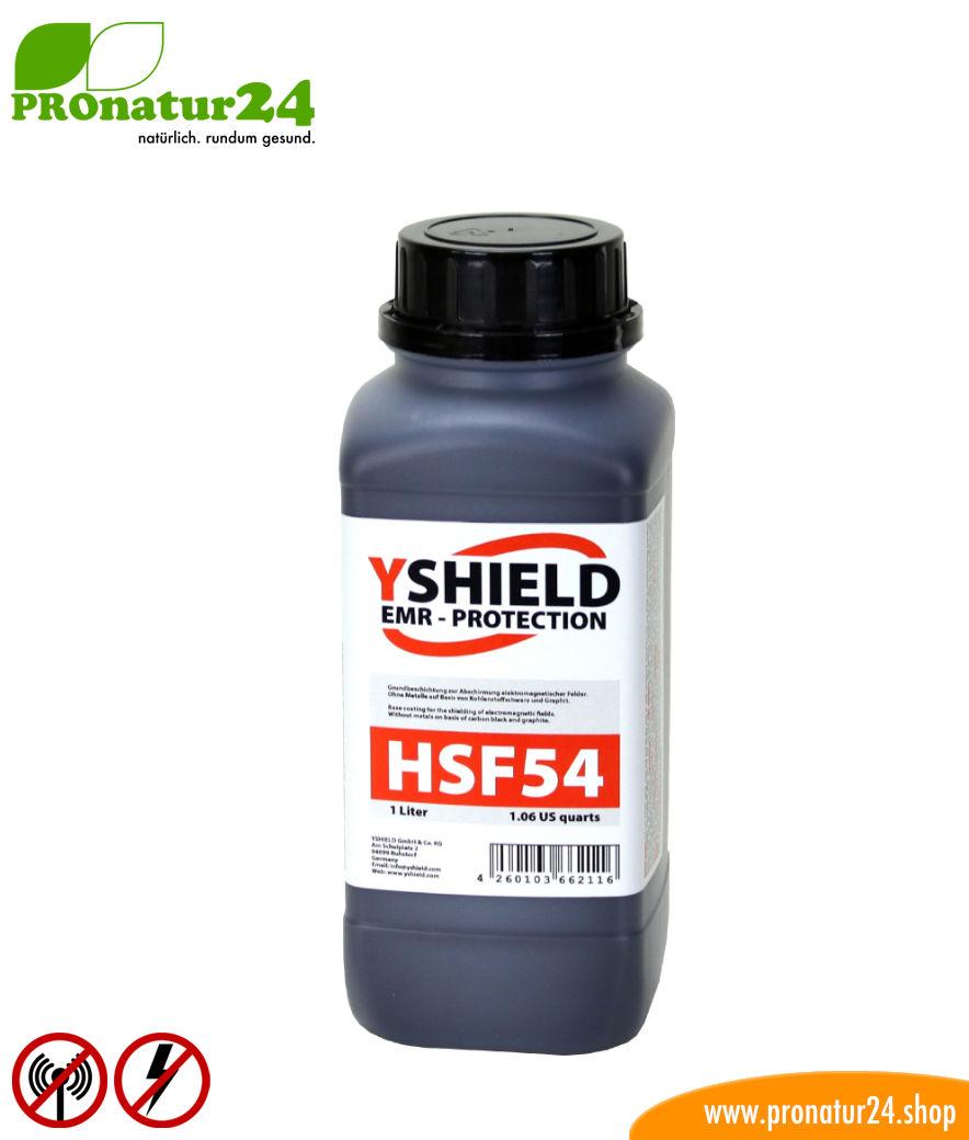 Abschirmfarbe HSF54 von YShield, 1 Liter Gebinde