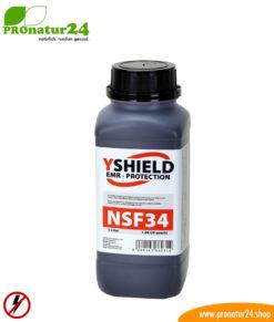 Abschirmfarbe NSF34 von YShield, 1 Liter Gebinde