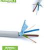 abgeschirmtes BIO Kabel (N)YM(St)-J 3x 2,50 mm²