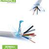 abgeschirmtes BIO Kabel (N)YM(St)-J 5x 2,50 mm²