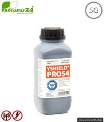 Abschirmfarbe PRO54 | HF Abschirmung bis zu 53 dB. Kein Graphit-Effekt = färbt nicht ab. Technisch die belastbarste Abschirmfarbe. | TÜV SÜD zertifiziert | Erdung notwendig. Effektiv bei 5G!