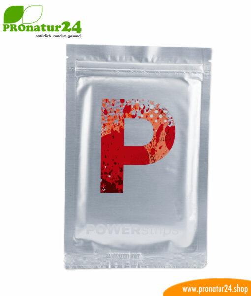 FGXpress Powerstripes im neuen roten Design von Forever Green - Vorderseite