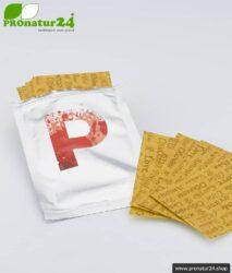 POWERstrips FGXpress | EU Edition Set in rotem Design mit 18 Stück (15 + 3 Power Strips GRATIS) | Original von Forever Green
