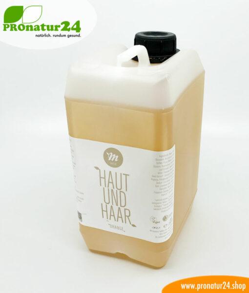 Haut und Haar Naturshampoo, All-in-One von UNI SAPON