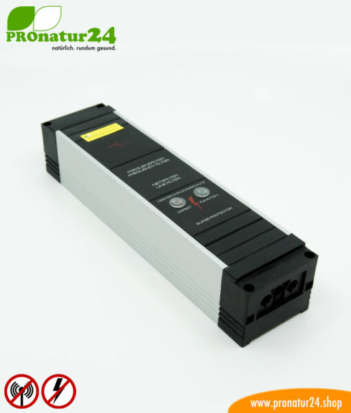 Powerline PLC Netzfilter für den erdbaren Baldachin