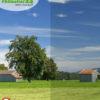 Abschirmende Fensterfolie RDF72 PREMIUM