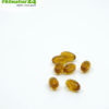 CBD Softgel Kapseln der Cannabis Pflanze mit 4 % CBD Anteil. Ohne THC.