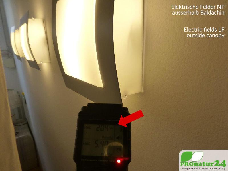 Baldachin Elektrosmog Pro, Österreich, Himberg bei Wien