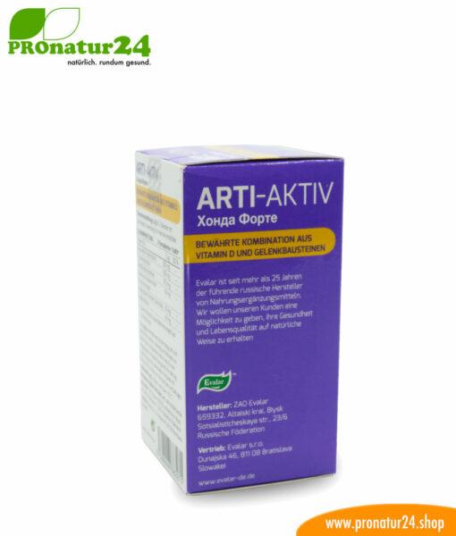 ARTI AKTIV (Хонда Форте). Glutenfrei, ohne Gentechnik, GMP.