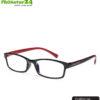 PROSPEK Blaulichtfilter Brille mit Blendschutz. Professionelle hochwertige PC Brille fürs Arbeiten und Spielen am Computer. Schützt vor schädlichem blauhaltigen Licht!