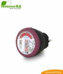TESTAVIT SCHUKI 3 LCD Steckdosen Sockel Tester. Schneller Check der Erdung und Verdrahtung.