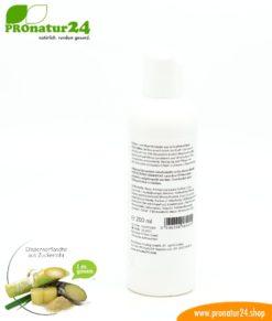 SHAMPOO fresh wave. Haar & Körper kühlendes Sommer Shampoo mit Grapefruit, Limette, uvm.. Duschen neu definiert inkl. nachhaltiger Verpackung.