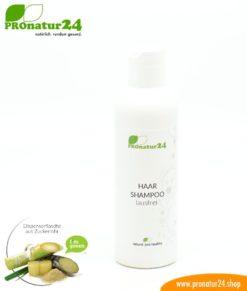 SHAMPOO lausfrei. Haar & Körper Shampoo zur Vorbeugung gegen Läuse, Nissen und Insekten. Auch wirksam gegen Zecken!
