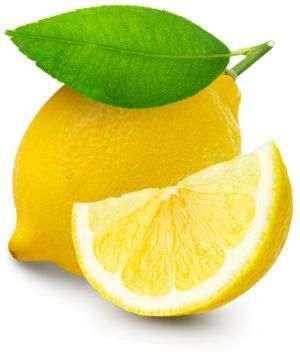 Ätherisches Öl der Zitrone als Bestandteil der Flüssigseife