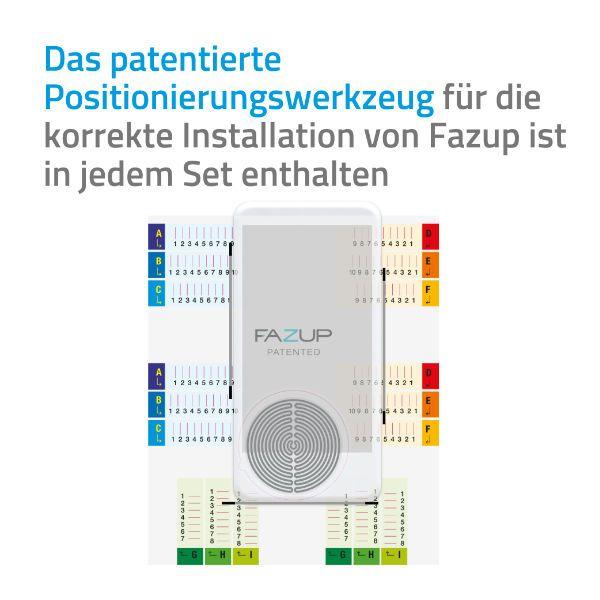 FAZUP Positionierungswerkzeug