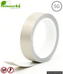 EBX selbstklebendes Erdungsband | Erdung von Abschirmfarbe, Abschirmgewebe, Abschirmvlies, usw.. Variante 10 Meter.