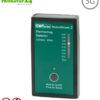 ACOUSTICOM 2 Electrosmog Detector | Breitband Messgerät für Elektrosmog HF | Erkennung von EMF Funkstrahlung bis 8 GHz. Inklusive 5G!