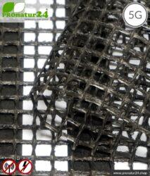 Armierungsgewebe ARM40 | Schirmdämpfung gegen Elektrosmog HF bis zu 33 dB | Unter Putz und zur Verlegung. 90 cm Breite. Erdung notwendig. 5G ready!